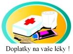 Ministerstvo zdravotnictví – doplatky za léky