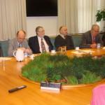 Delegace RSČR na ministerstvu práce a sociálních věcí