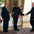 Delegaci Rady seniorů ČR přijal 1. října 2007 u příležitosti<br /> na pražském Hradě prezident republiky…