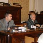 Jan Hamáček, předseda Poslanecké sněmovny Parlamentu ČR a dr. Zdeněk Pernes, předseda Rady seniorů ČR