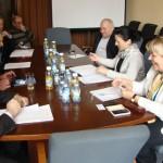 Delegace RS ČR a MMR během jednání