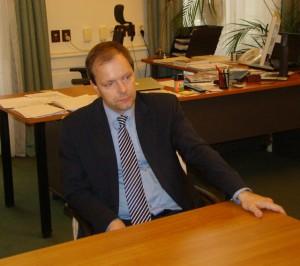 PhDr.Marcel Chládek,MBA