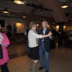 tančí i předseda