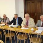 Delegace RS ČR - JUDr. Roubal, Alois Malý, ing. Taraba, ing. Pospíšil a Dr. Pernes