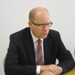 Hovoří Bohuslav Sobotka