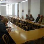 delegace ČSSD a delegace RS ČR na společném jednání