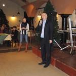 Hejtman Václav Šlajs zahajuje setkání