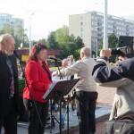 spoleèná akce MO seniorù a Místní samosprávy Moravské Pøedmìstí východ