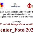 """<a onclick=""""javascript:pageTracker._trackPageview('/downloads/wp-content/uploads/2020/01/senior-foto-2020.jpg');""""  href=""""http://www.rscr.cz/wp-content/uploads/2020/01/senior-foto-2020.jpg""""><img class=""""alignnone size-medium wp-image-13944"""" title=""""senior foto 2020"""" src=""""http://www.rscr.cz/wp-content/uploads/2020/01/senior-foto-2020-300x203.jpg"""" alt="""""""" width=""""300"""" height=""""203"""" /></a> <strong>Krajská Rada seniorů Jihočeského kraje</strong><strong>pod záštitou Jihočeského kraje</strong><strong>a primátora města České Budějovice</strong><strong>vyhlašuje…</strong>"""