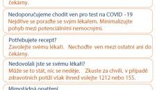 """<strong>Policejní prezidium České republiky poslalo Radě seniorů ČR několik doporučení pro seniory.</strong> <strong><a onclick=""""javascript:pageTracker._trackPageview('/downloads/wp-content/uploads/2020/03/covid.jpg');""""  href=""""http://www.rscr.cz/wp-content/uploads/2020/03/covid.jpg""""><img class=""""alignnone size-medium wp-image-14187"""" title=""""covid"""" src=""""http://www.rscr.cz/wp-content/uploads/2020/03/covid-210x300.jpg"""" alt="""""""" width=""""210"""" height=""""300"""" /></a></strong> <strong>CHCETE ZŮSTAT ZDRAVÍ …</strong>"""